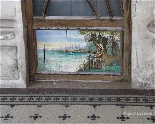 Azulejo arte nova for Nova casa azulejos