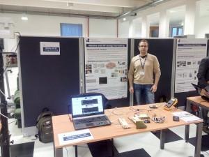 Energy harvesting prototype with supercapacitor storage - 1