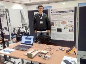 Energy harvesting prototype with supercapacitor storage - 2